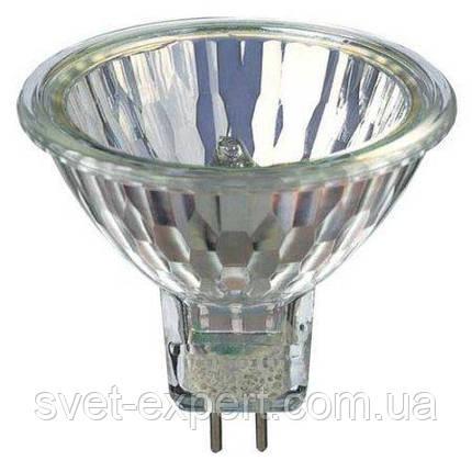 44890 SP 20W GU4 12V 10грд (упаковка 2 шт) закрытая галог.лампа OSRAM, фото 2