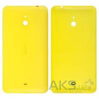 Задняя часть корпуса (крышка аккумулятора) Nokia 1320 Lumia Original Yellow