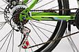 """Горный велосипед CROSSRIDE CR 2.0 26"""" Зеленый, фото 5"""