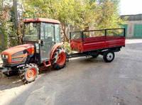 Прицеп тракторный ПТС-2.5У, фото 1