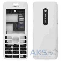 Корпус Nokia 206 Asha White
