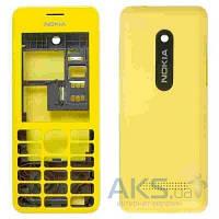 Корпус Nokia 206 Asha Yellow