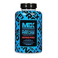 Предтренировочный комплекс донатор окиси азота Nitro Pro (180 tabs)