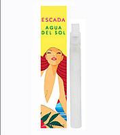 10ml Escada Agua Del Sol .(ж)