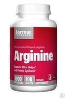 Jarrow FormulasАргинин Arginine 1,000 mg100 tab