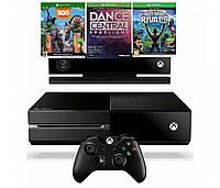 Игровая приставка Microsoft Xbox ONE S 500GB + Kinect. Гарантия! Оригинал!