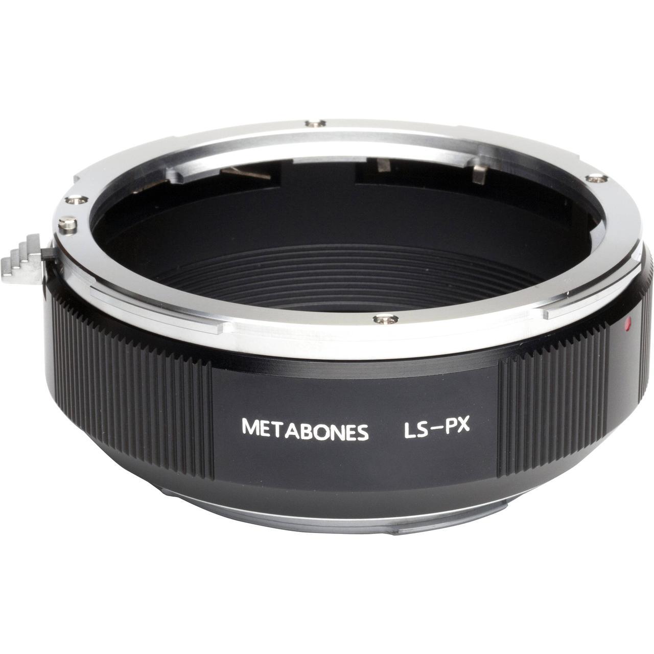 Metabones Pentax 67 Lens to Leica S Camera Lens Mount Adapter (MB_PK67-LS-BM1)