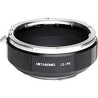 Metabones Pentax 67 Lens to Leica S Camera Lens Mount Adapter (MB_PK67-LS-BM1), фото 1