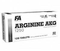 Fitness AuthorityАргининArginine AKG 1250 (120 tab)