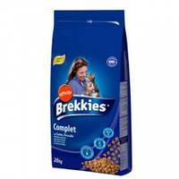 Brekkies Cat Adult Complet сухой корм для кошек 20 кг