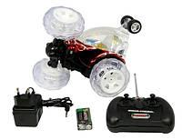 Машинка-перевёртыш на радиоуправление с аккумулятором Invincible Tornado (LX9029), красный