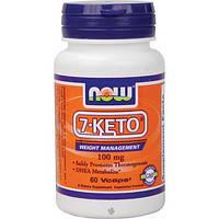 NOW метаболит ДГЭА естественного происхождения 7-KETO 25 mg (90 veg caps)