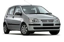 Лобове скло Hyundai Getz 2002-2011