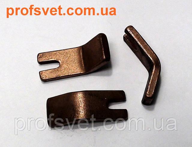 фотография контакты неподвижные контактора КТПВ-623 КПВ-603