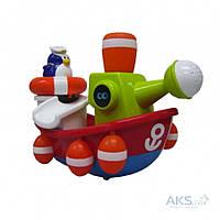 """Игрушка Water Fun """"Пингвинчик-моряк на корабле"""" (23204)"""