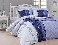 Комплект постельного белья First Choice Ranforce Евро Neron-royal