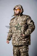 Бушлат ,куртка  камуфляжная зимняя пиксель ВСУ размер 60, фото 1