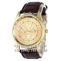 Часы Breitling 7810 Black-Gold-Black