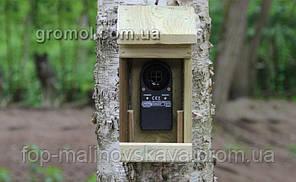 Отпугиватель птиц ультразвуковой KEMO M175