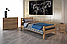 Кровать деревянная односпальная Элегант, фото 2