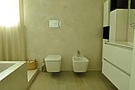Полимерное покрытие для пола и сложных стен