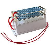 Портативный воздухоочиститель ионизатор генератор озона озонатор керамический 220В 10gc