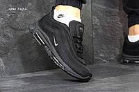 Мужские кроссовки Nike Air Max 97 черные 3832