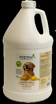 Espree CITRUSIL PLUS Shampoo, 3,79 л - цитрусовый шампунь для собак