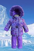 Детский зимний костюм для девочек  ForKids
