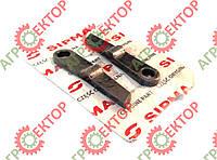 Рычаг прижима нитки вязального аппарата на пресс-подборщик Sipma Z-224 2026-070-012.01