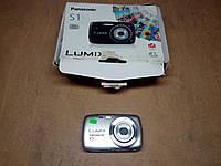 Компактный фотоаппарат Panasonic Lumix DMC-S1