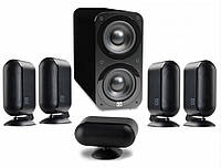 Домашний кинотеатр Q7000 5.1 PLUS SPEAKERS BLACK