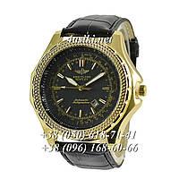 Часы Breitling Mollyumlion Classic Black-Gold-Black