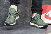 Мужские кроссовки Nike Air Max 97 зеленые 3835