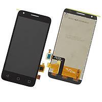 Дисплей (экран) для Alcatel One Touch 4027D PIXI 3(4.5), 5017D, 5017X + тачскрин, черный