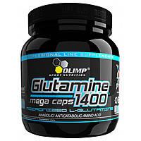 Глютамин L-Glutamine 1400 mega caps (300 caps)