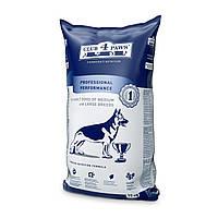 Сухой корм Клуб 4 Лапы для взрослых собак средних и крупных пород, 15кг