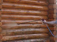 Обработка деревянных покрытий и конструкций