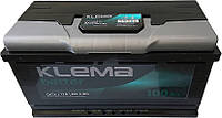 Аккумулятор Klema 100 Ач 850 А премиум класса СаСа