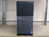 Мощный компьютер для дома и игр на Core i5 Dell Optiplex 3020 MT (Windows 7 Лицензия)