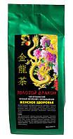 Чай органический зеленый китайский с фитодобавками Женское здоровье