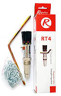 Регулятор тяги твердотопливного котла Regulus RT4 (с цепочкой)