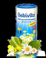 """Чай успокаивающий Bebivita """"Сказочные сны"""" в гранулах, 200 г"""