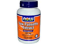 Здоровье простаты экстракт пальметто Saw Palmetto Extract (90 softgels)