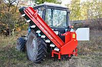 Измельчитель веток ARPAL АМ-120ТР-К (с транс.лентой, от ВОМ, макс. диаметр веток 120 мм, без карданного вала)