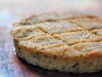 Мясной пирог с зеленой фасолью