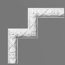 P201A уголок для Р2020,  19.5 x 19.5 x 2.6 cm