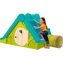 Игровой домик, горка, туннель XXL 3 в 1 Keter Funtivity, фото 2
