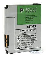 Аккумулятор Sony Ericsson J220 / BST-39 / DV00DV6027 (920 mAh) PowerPlant