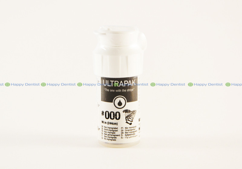 Ultrapak (Ультрапак) ретракционная нить без пропитки